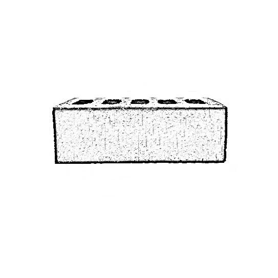 plaster brick