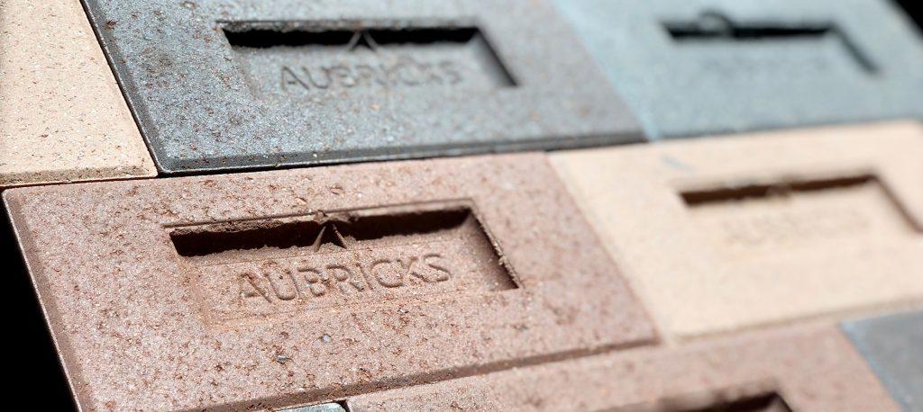 NZ Bricks banner with Aubricks logo