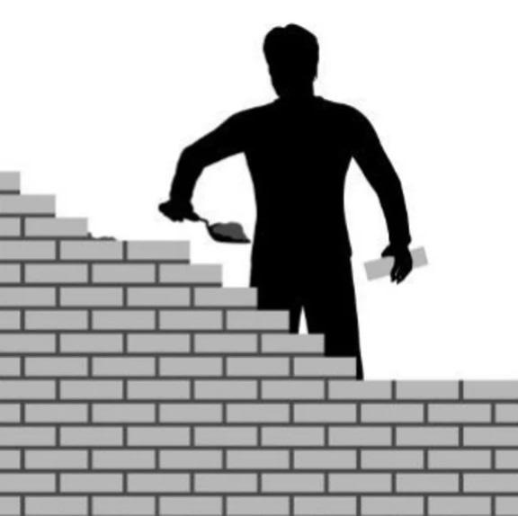 Bricklaying Blocklaying